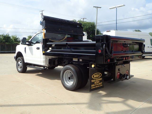 2018 F-350 Regular Cab DRW 4x4,  Dump Body #T14625 - photo 2