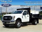 2018 F-350 Regular Cab DRW 4x4,  Dump Body #T14625 - photo 1