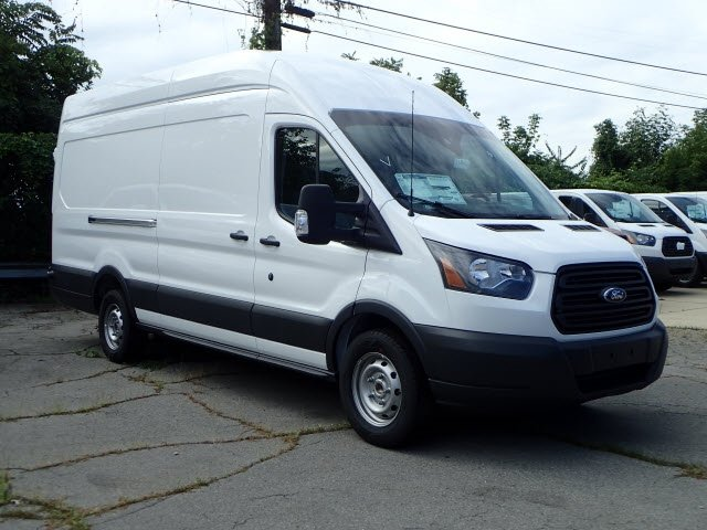 2018 Transit 350 High Roof 4x2,  Empty Cargo Van #T14692 - photo 3