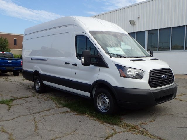 2018 Transit 350 High Roof 4x2,  Empty Cargo Van #T14693 - photo 3