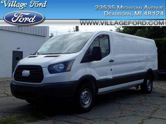 2018 Transit 250 Low Roof 4x2,  Empty Cargo Van #T14741 - photo 1