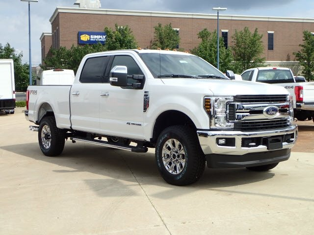 2019 F-350 Crew Cab 4x4,  Pickup #T17508 - photo 3