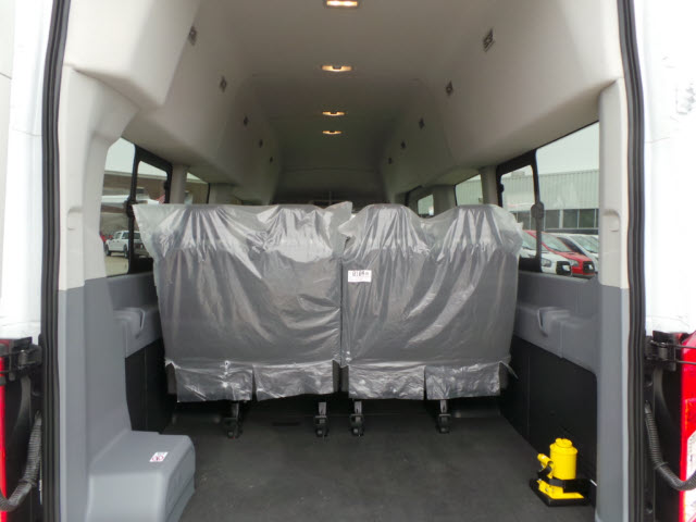 2017 Transit 350 HD High Roof DRW, Passenger Wagon #T9588 - photo 4