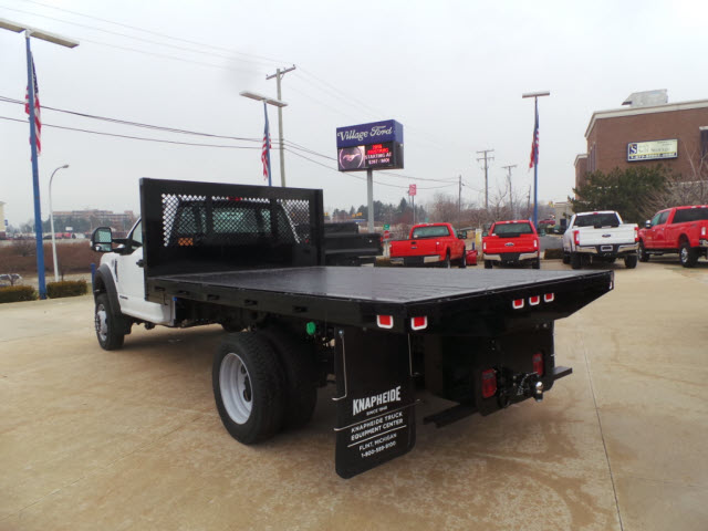 2017 F-450 Regular Cab DRW, Knapheide Platform Body #T9626 - photo 2