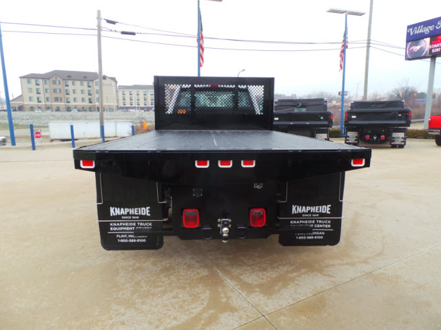 2017 F-450 Regular Cab DRW, Knapheide Heavy-Hauler Junior Platform Body #T9626 - photo 4