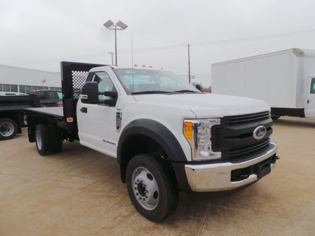 2017 F-450 Regular Cab DRW, Knapheide Platform Body #T9626 - photo 6