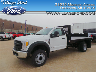 2017 F-450 Regular Cab DRW #T9626 - photo 1