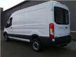 2017 Transit 250 Medium Roof Cargo Van #F3225 - photo 1