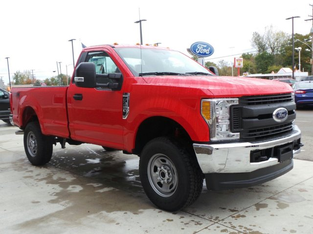 2017 F-350 Regular Cab 4x4 Pickup #F3234 - photo 4