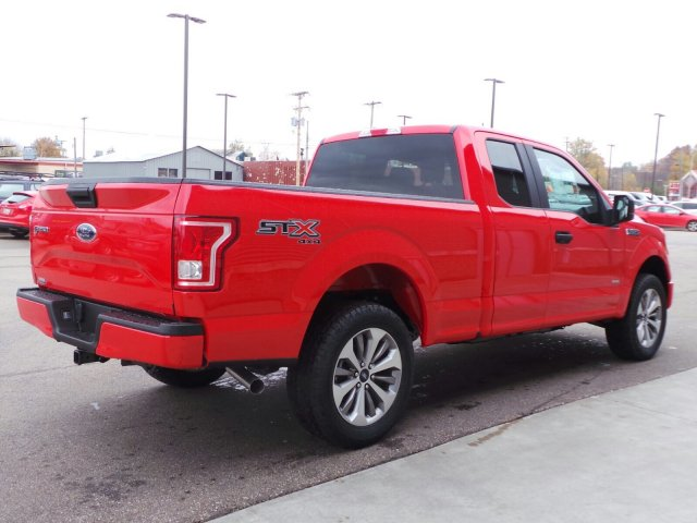 2017 F-150 Super Cab 4x4 Pickup #F3266 - photo 5