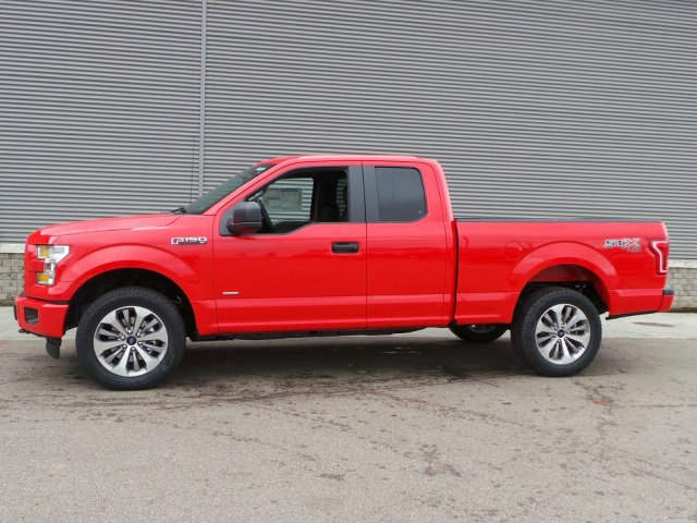 2017 F-150 Super Cab 4x4 Pickup #F3266 - photo 7