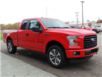 2017 F-150 Super Cab 4x4 Pickup #F3266 - photo 4