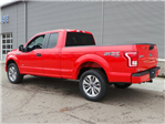 2017 F-150 Super Cab 4x4 Pickup #F3266 - photo 2