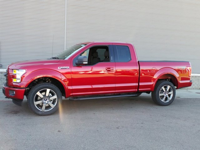2017 F-150 Super Cab 4x4 Pickup #F3275 - photo 6
