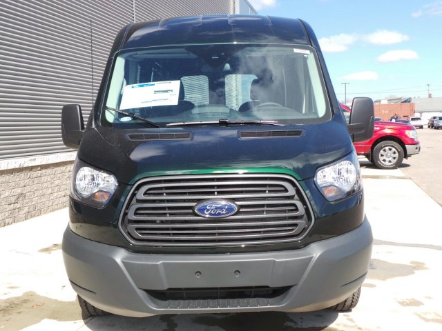 2017 Transit 250 Medium Roof Cargo Van #F3446 - photo 3