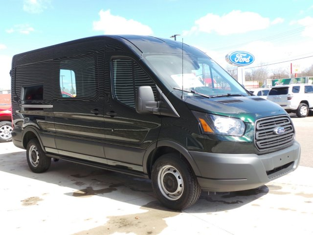 2017 Transit 250 Medium Roof Cargo Van #F3446 - photo 4