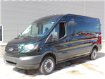 2017 Transit 250 Medium Roof Cargo Van #F3446 - photo 1