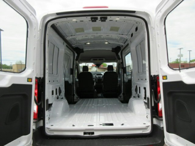 2017 Transit 250 Medium Roof Cargo Van #F3544 - photo 2