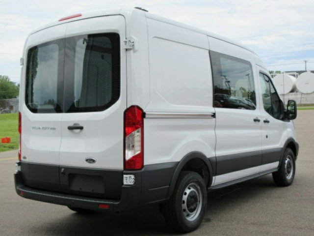 2017 Transit 250 Medium Roof Cargo Van #F3544 - photo 5