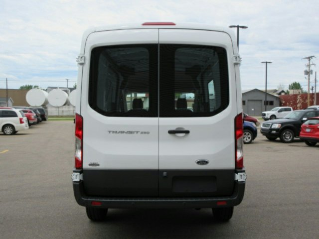 2017 Transit 250 Medium Roof Cargo Van #F3544 - photo 6