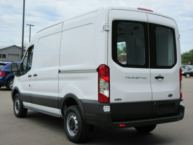 2017 Transit 250 Medium Roof Cargo Van #F3544 - photo 7