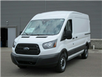 2017 Transit 250 Medium Roof Cargo Van #F3544 - photo 1
