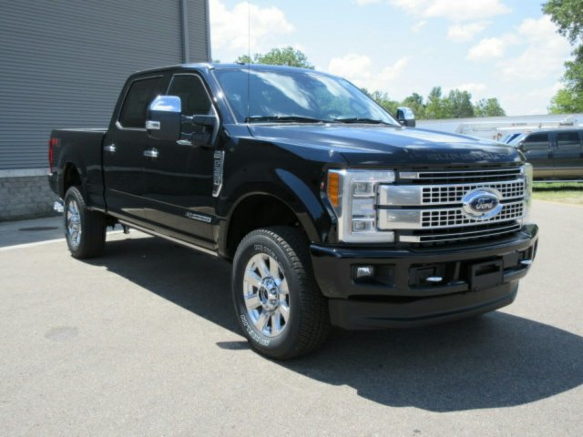 2017 F-350 Crew Cab 4x4 Pickup #F3640 - photo 4