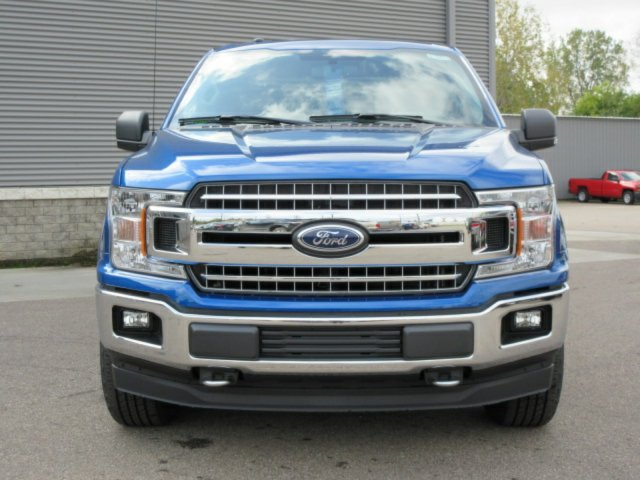 2018 F-150 Crew Cab 4x4 Pickup #F3696 - photo 3