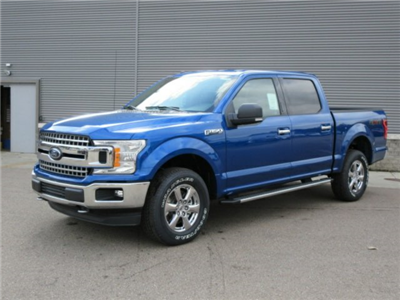 2018 F-150 Crew Cab 4x4, Pickup #F3696 - photo 1