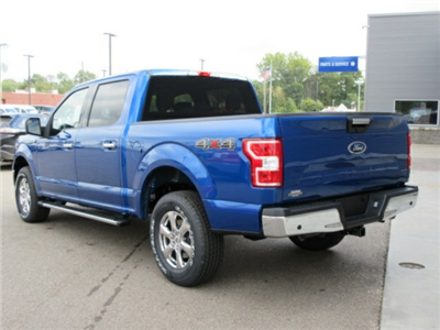 2018 F-150 Crew Cab 4x4 Pickup #F3696 - photo 2