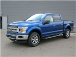 2018 F-150 Crew Cab 4x4 Pickup #F3696 - photo 1