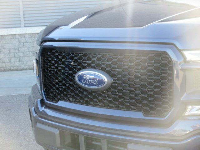 2018 F-150 Crew Cab 4x4 Pickup #F3764 - photo 7