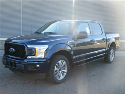 2018 F-150 Crew Cab 4x4 Pickup #F3764 - photo 1