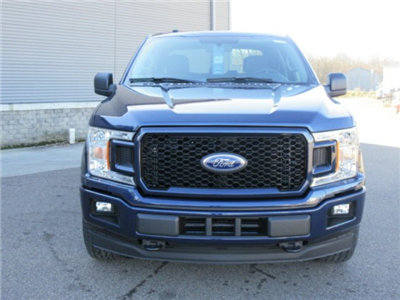 2018 F-150 Crew Cab 4x4 Pickup #F3764 - photo 3