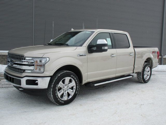 2018 F-150 Crew Cab 4x4 Pickup #F3807 - photo 1