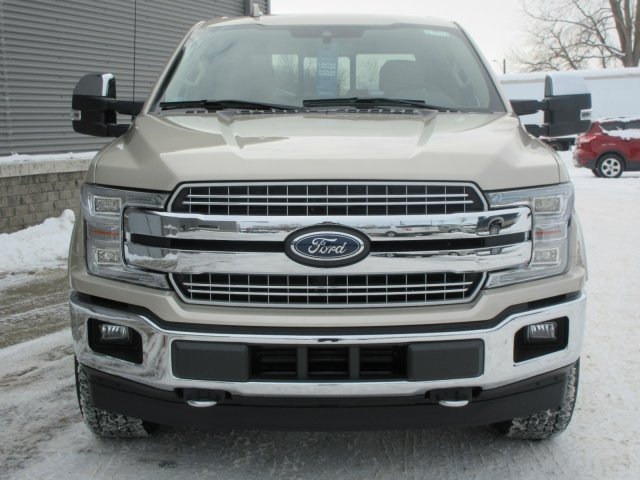 2018 F-150 Crew Cab 4x4 Pickup #F3807 - photo 3