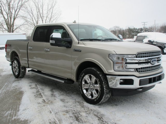 2018 F-150 Crew Cab 4x4 Pickup #F3807 - photo 4