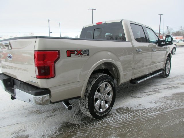 2018 F-150 Crew Cab 4x4 Pickup #F3807 - photo 5