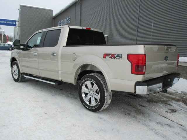 2018 F-150 Crew Cab 4x4 Pickup #F3807 - photo 2