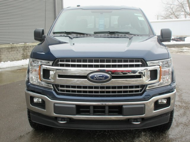 2018 F-150 Crew Cab 4x4 Pickup #F3828 - photo 3