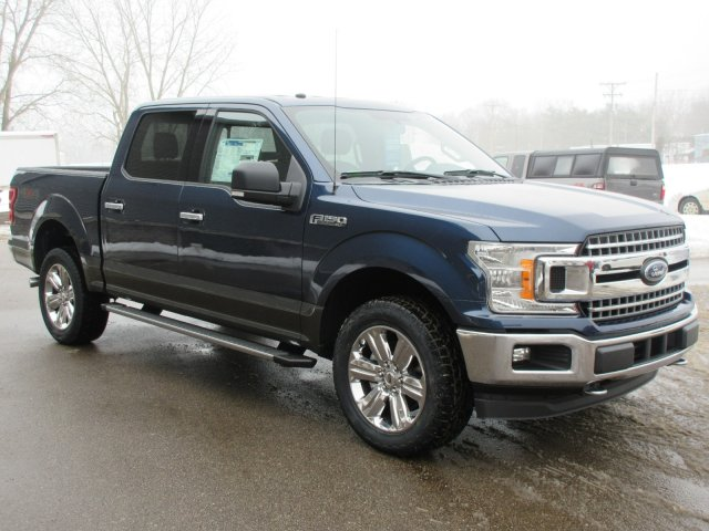2018 F-150 Crew Cab 4x4 Pickup #F3828 - photo 4
