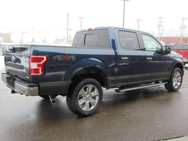 2018 F-150 Crew Cab 4x4 Pickup #F3828 - photo 5