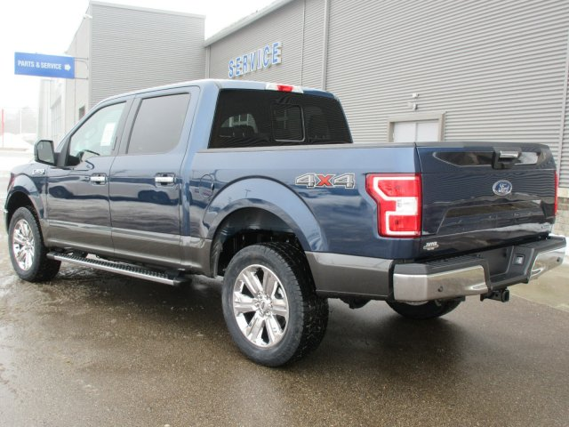 2018 F-150 Crew Cab 4x4 Pickup #F3828 - photo 2