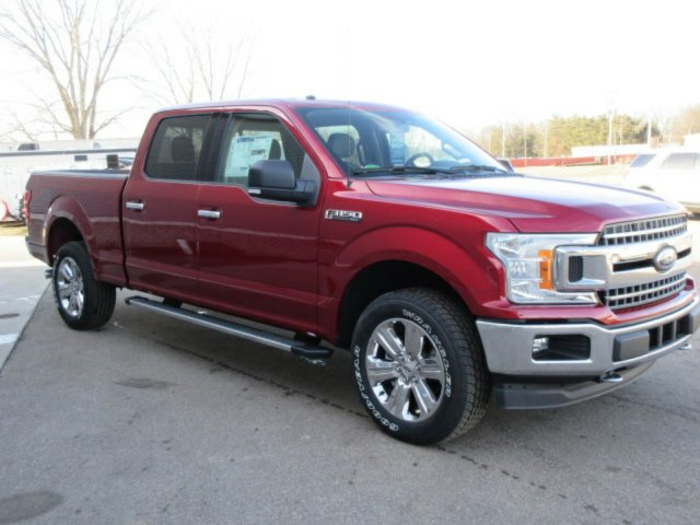 2018 F-150 SuperCrew Cab 4x4, Pickup #F3833 - photo 4