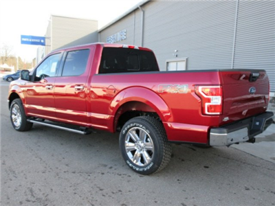 2018 F-150 SuperCrew Cab 4x4, Pickup #F3833 - photo 2