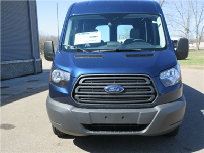 2018 Transit 250 Med Roof,  Empty Cargo Van #F3865 - photo 3