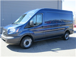 2018 Transit 250 Med Roof,  Empty Cargo Van #F3865 - photo 1