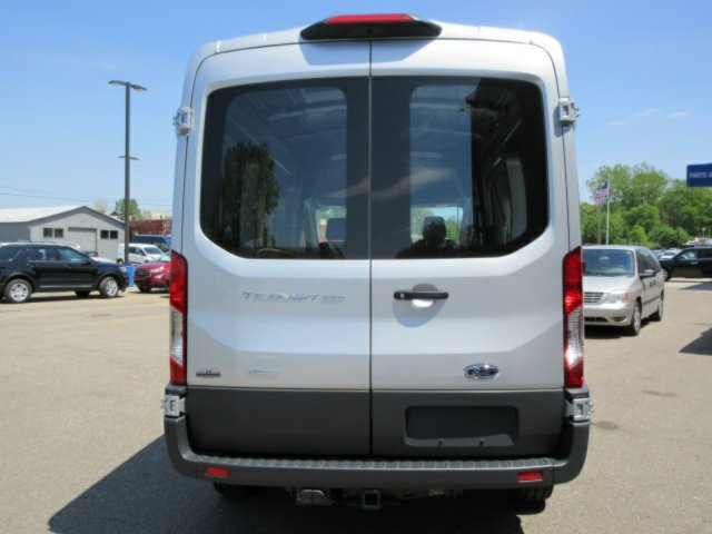 2018 Transit 250 Med Roof 4x2,  Empty Cargo Van #F4009 - photo 6