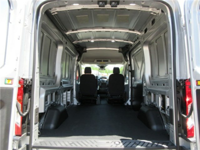 2018 Transit 250 Med Roof 4x2,  Empty Cargo Van #F4009 - photo 2