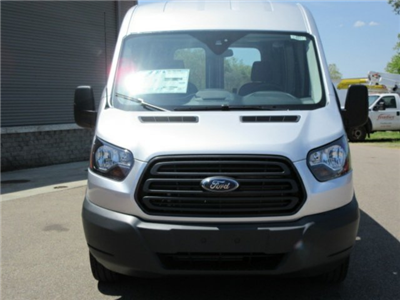 2018 Transit 250 Med Roof 4x2,  Empty Cargo Van #F4009 - photo 3